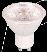 VT-2666 - LED-Strahler GU10, 7 W, 550 lm, 3000 K