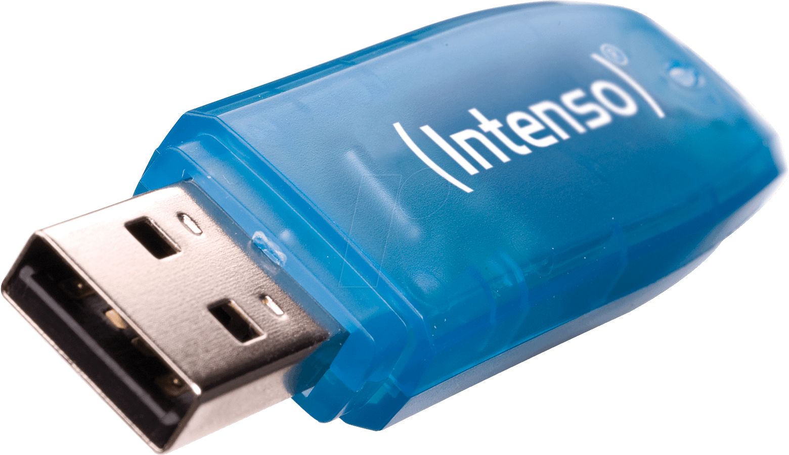 INTENSO RBL 4GB: USB2.0-Stick 4GB Intenso Rainbow-Line bei reichelt elektronik