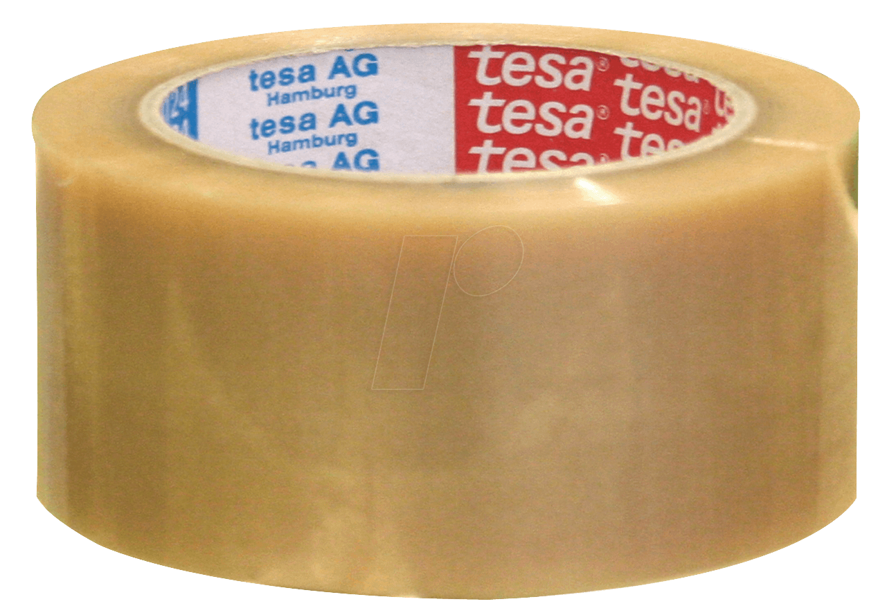 TESA 57176 - tesapack® ultra strong, 66 m x 50 mm, transparent