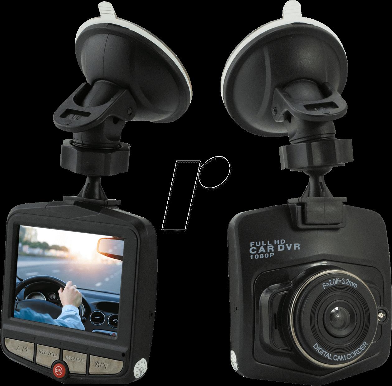 DENVER CCT-1210: Dashcam, CCT-1210, 720p, 30 fps, 120° bei reichelt ...