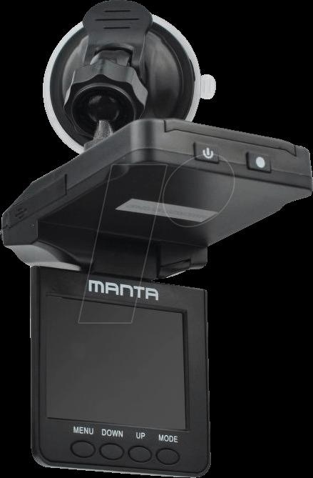 manta mm308s dashcam viz car camera 720p bei reichelt. Black Bedroom Furniture Sets. Home Design Ideas