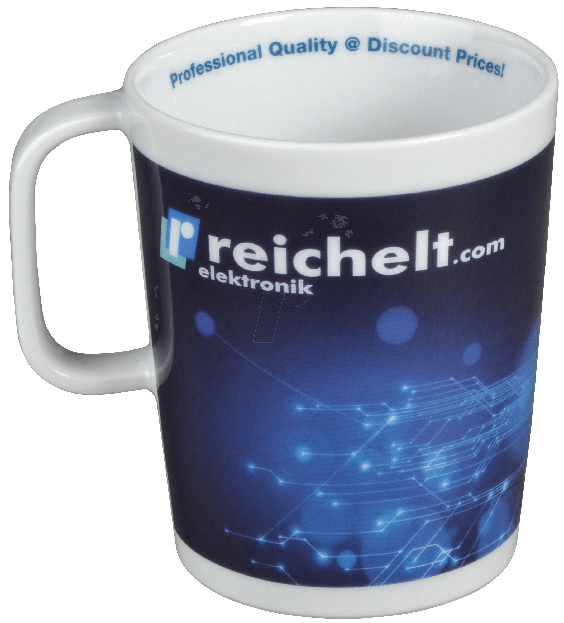 reichelt tasse tasse im reichelt design bei reichelt elektronik. Black Bedroom Furniture Sets. Home Design Ideas