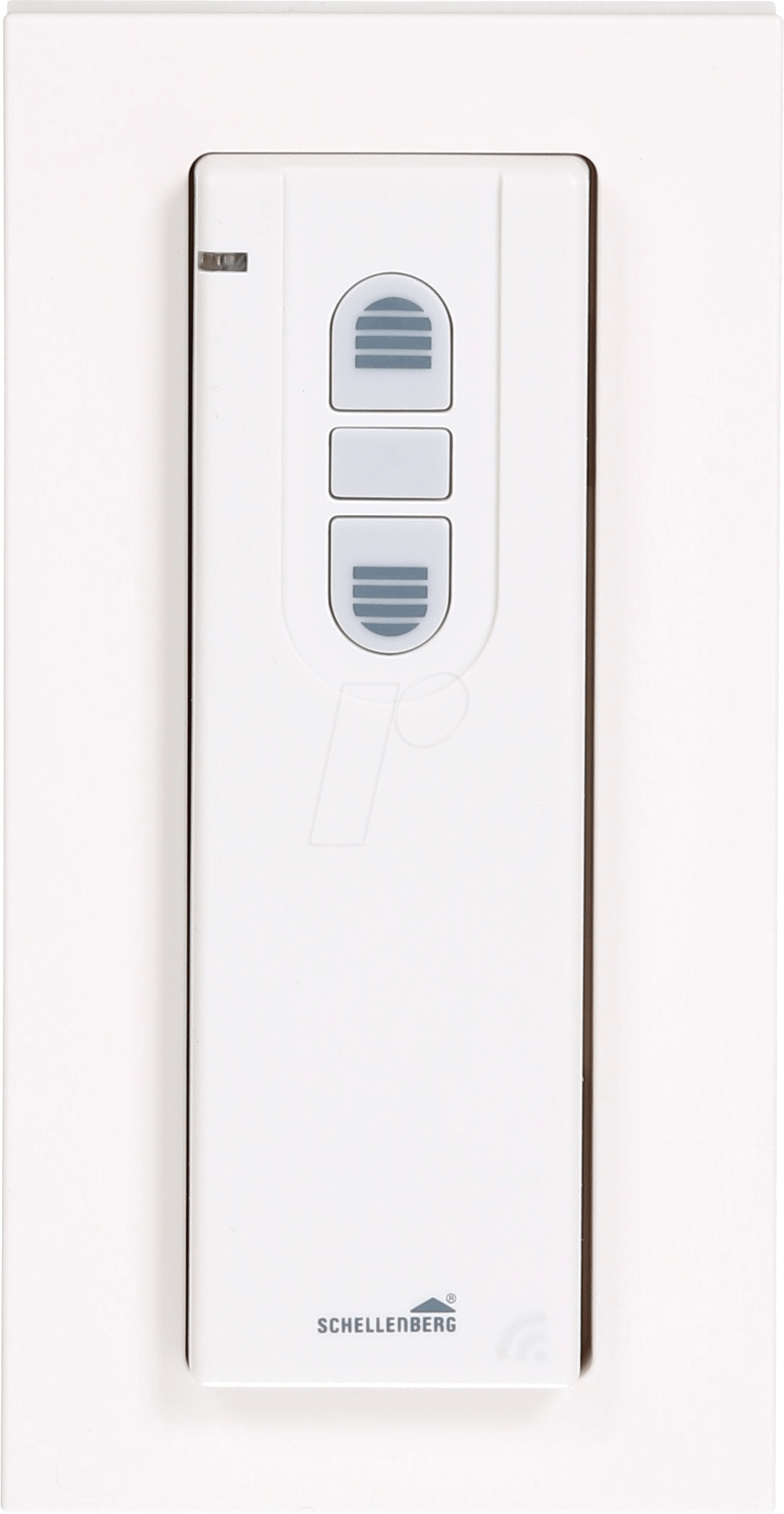 as 10519 handsender 1 kanal smart home wei bei reichelt. Black Bedroom Furniture Sets. Home Design Ideas