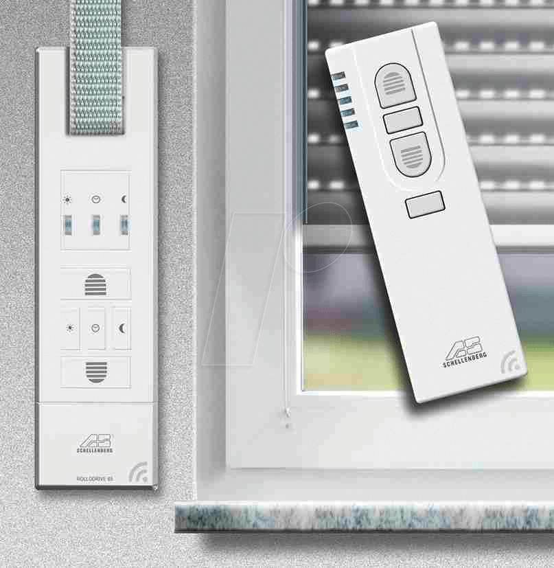 as 10528 gurtwickler elektrisch rollodrive 65 premium bei reichelt elektronik. Black Bedroom Furniture Sets. Home Design Ideas