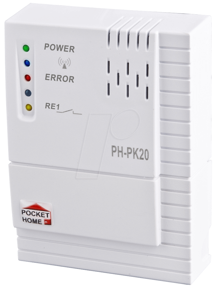 EB PH-PK20 - Empfänger Heizkessel Home Control, Funk 433,92 MHz