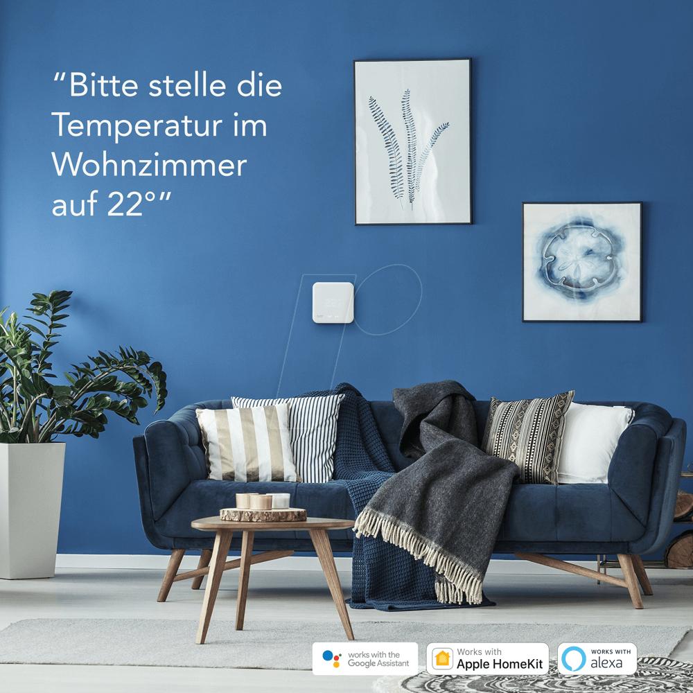 Tado Smt Tado Smart Thermostaat Bei Reichelt Elektronik