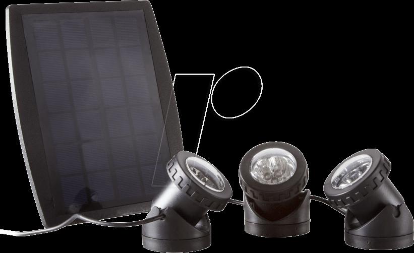 strahler solar preisvergleich die besten angebote online kaufen. Black Bedroom Furniture Sets. Home Design Ideas
