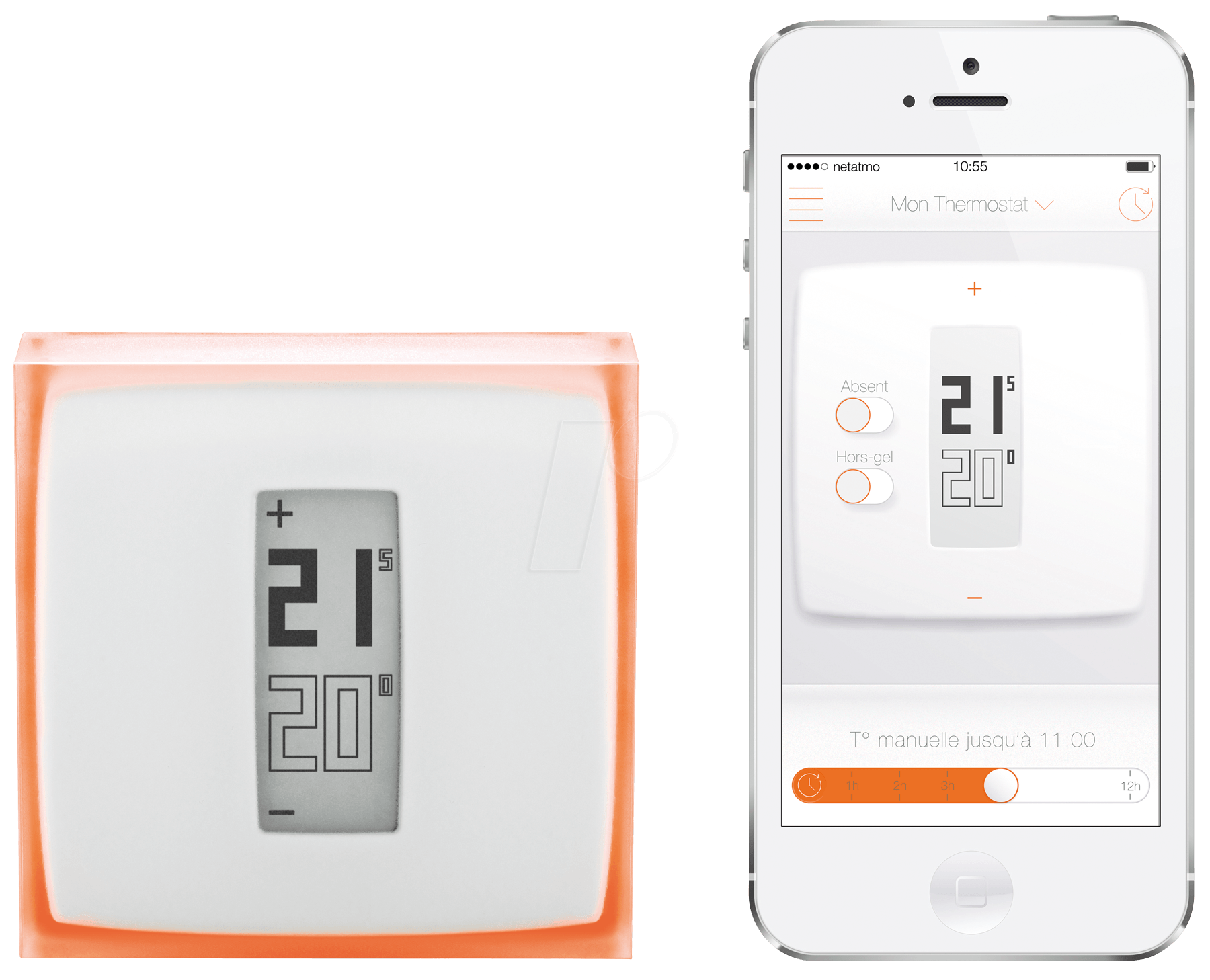 netatmo therm thermostat with app for smartphone iphone