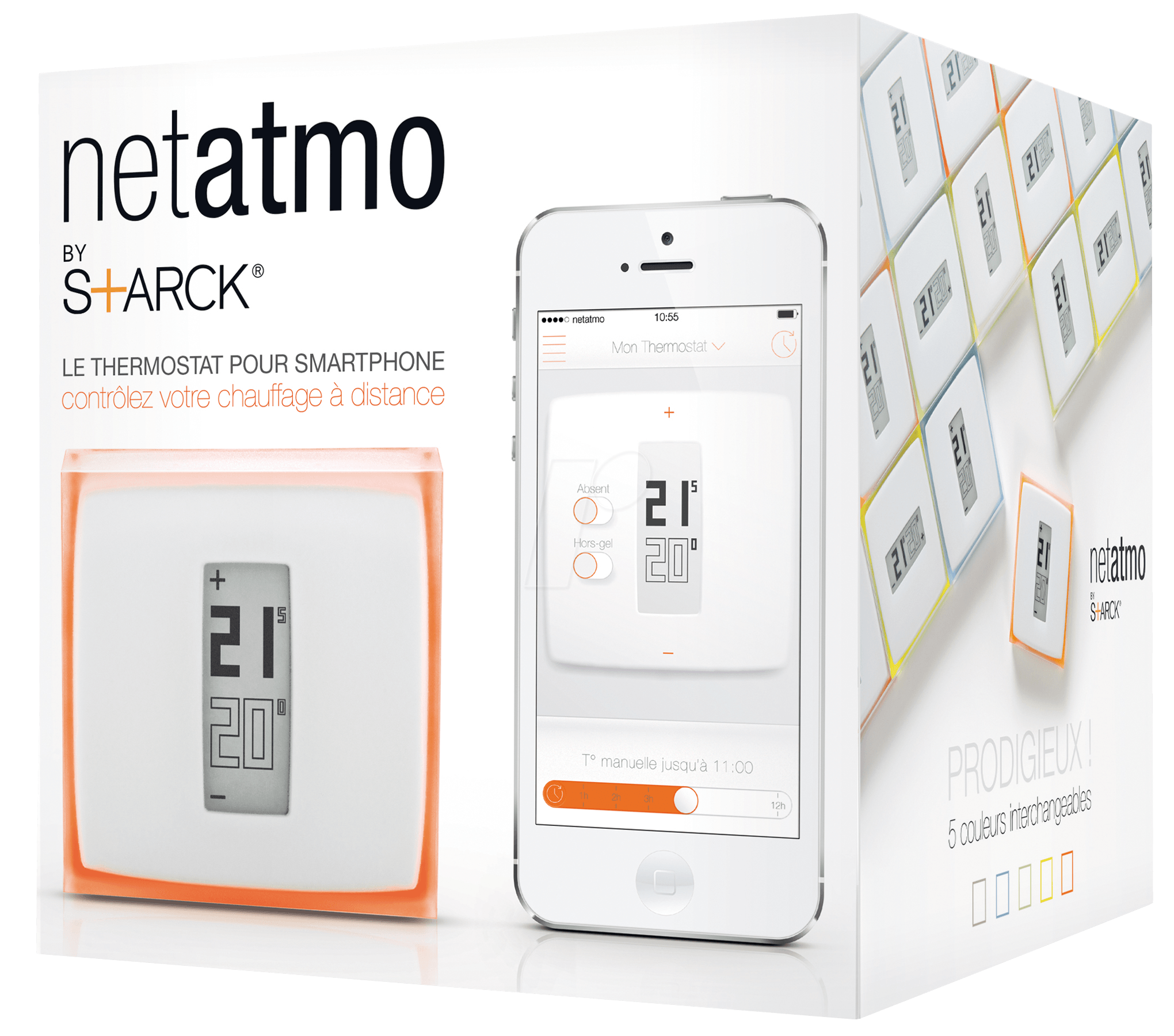 netatmo therm thermostat with app for smartphone iphone at reichelt elektronik. Black Bedroom Furniture Sets. Home Design Ideas