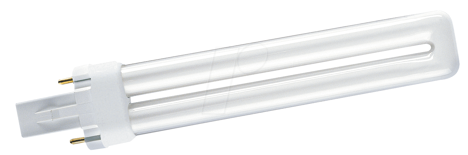 DULUX 11S-21 - Energiesparlampe G23 DULUX S, 11 W, 900 lm, 4000 K