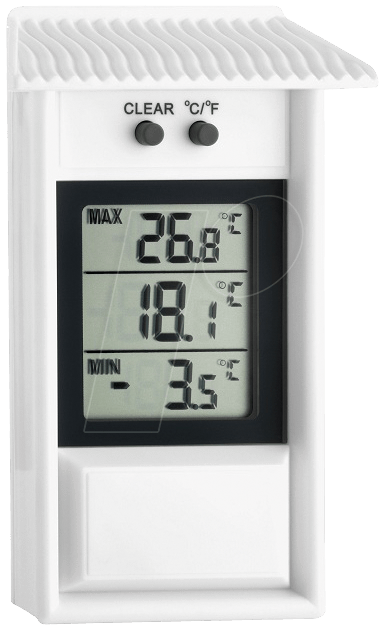 WS 1053 - Thermometer