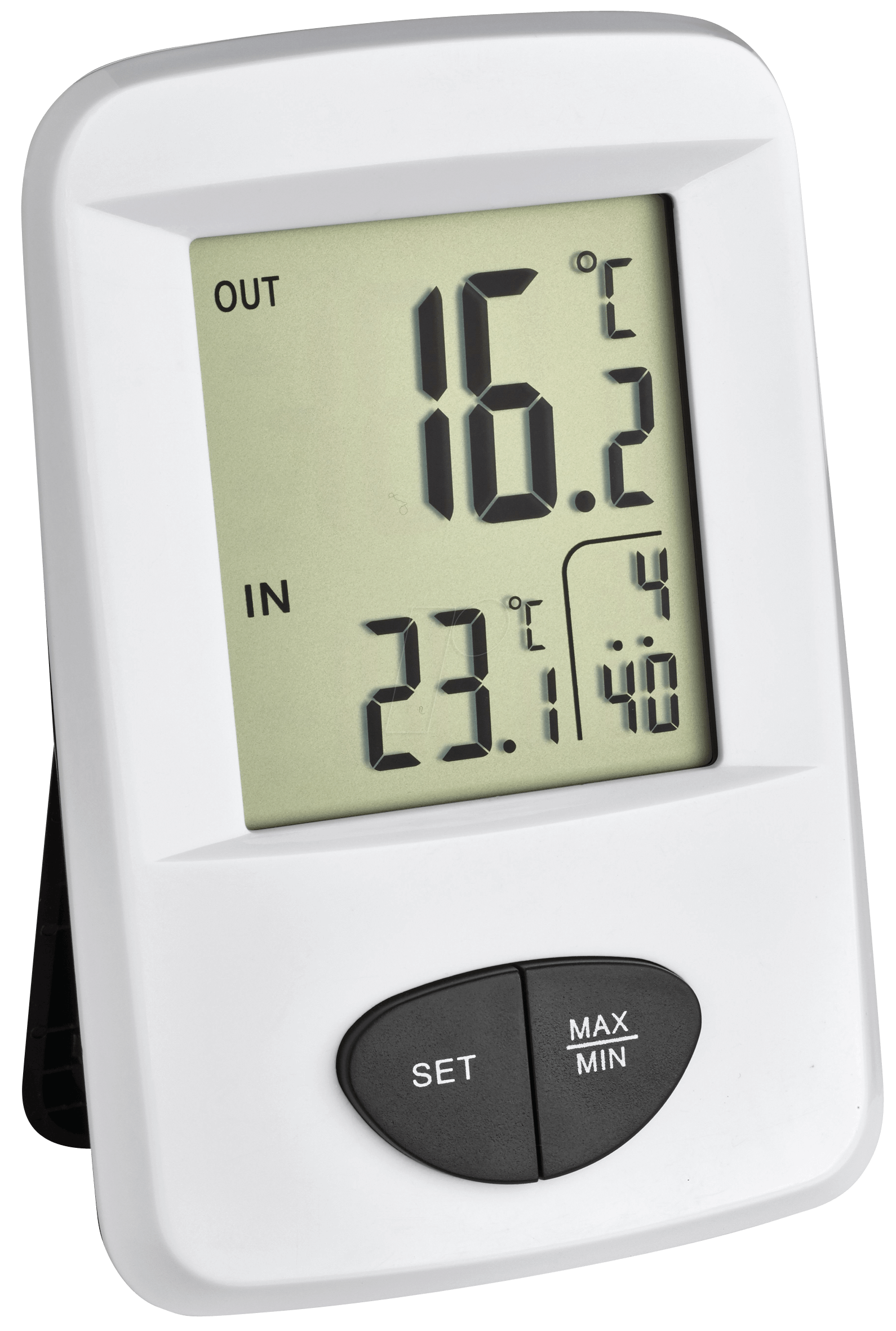 ws 30306102 funk thermometer base bei reichelt elektronik. Black Bedroom Furniture Sets. Home Design Ideas
