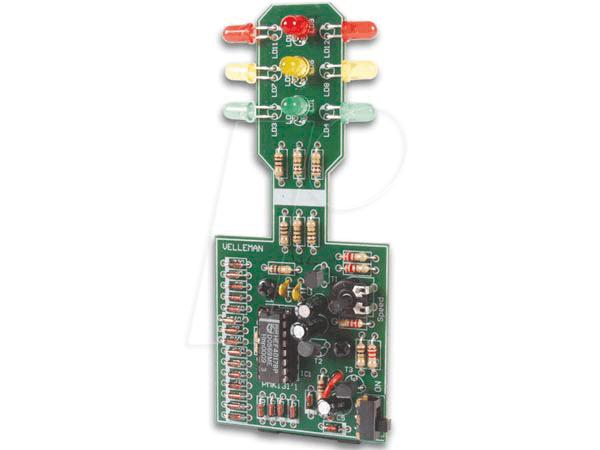 MK131 - Mini-Bausatz: Verkehrsampel