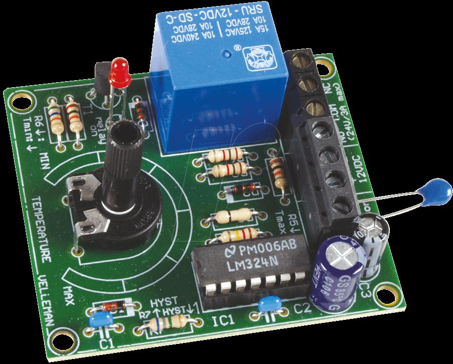 MK138 - Bausatz: Thermostat