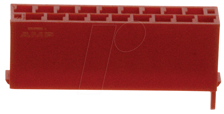 RD PIN 18 - Stiftgehäuse 18P