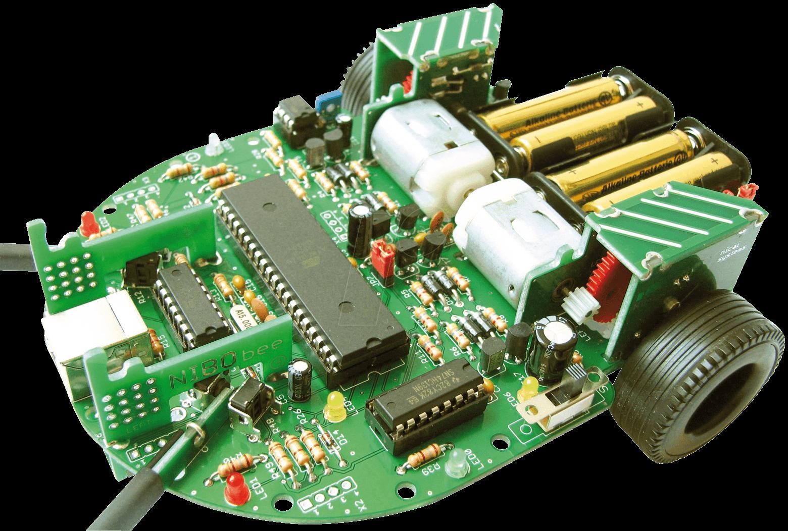 Nibo bee nibobee programmierbarer roboter bausatz bei