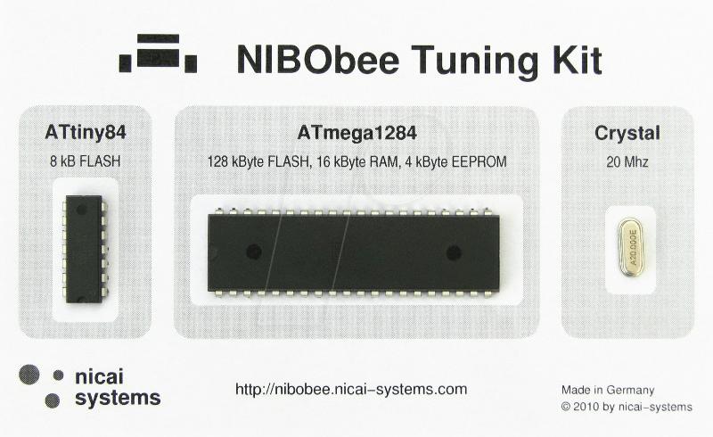 NIBO BEE TUNING - Erweiterung Tuning-Kit