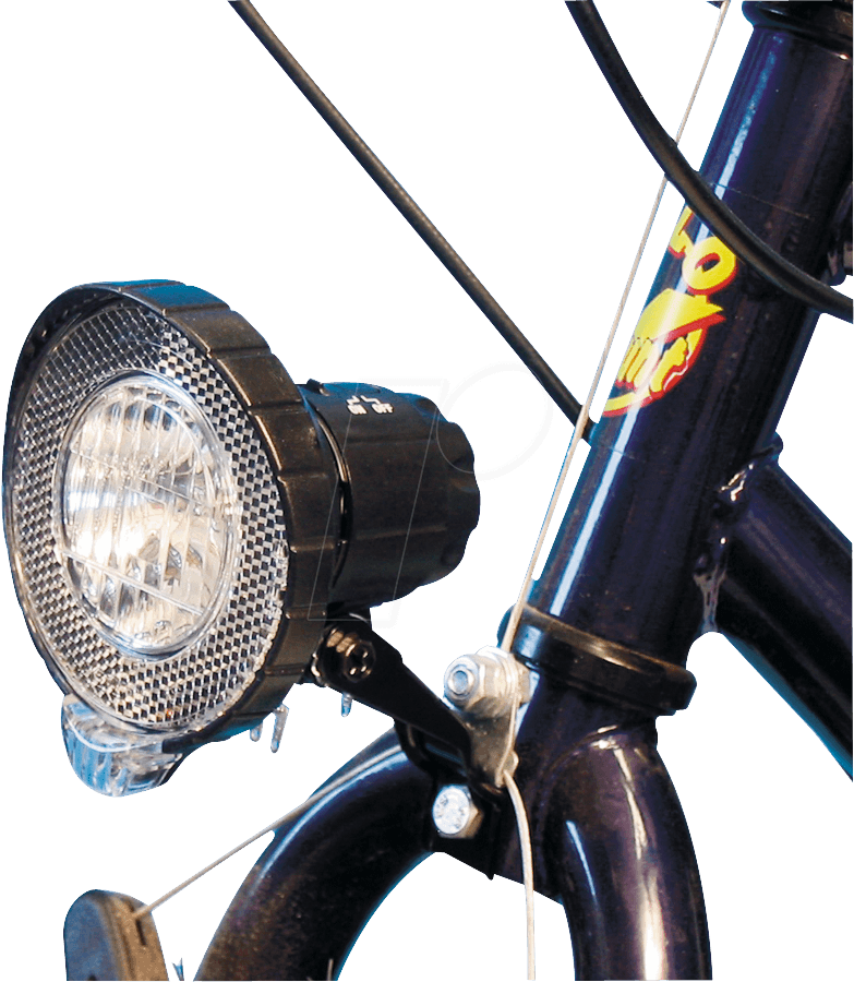 bike 40102 bicycle halogen headlight 10 lux stationary light at reichelt elektronik. Black Bedroom Furniture Sets. Home Design Ideas