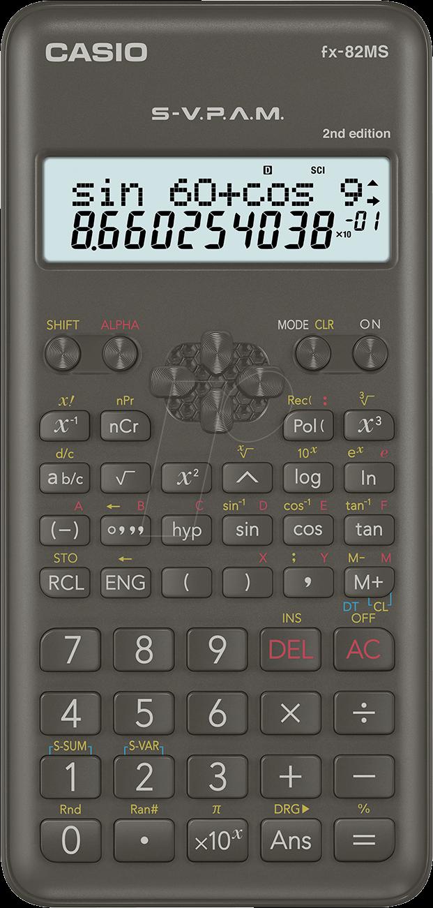 Casio fx 82ms