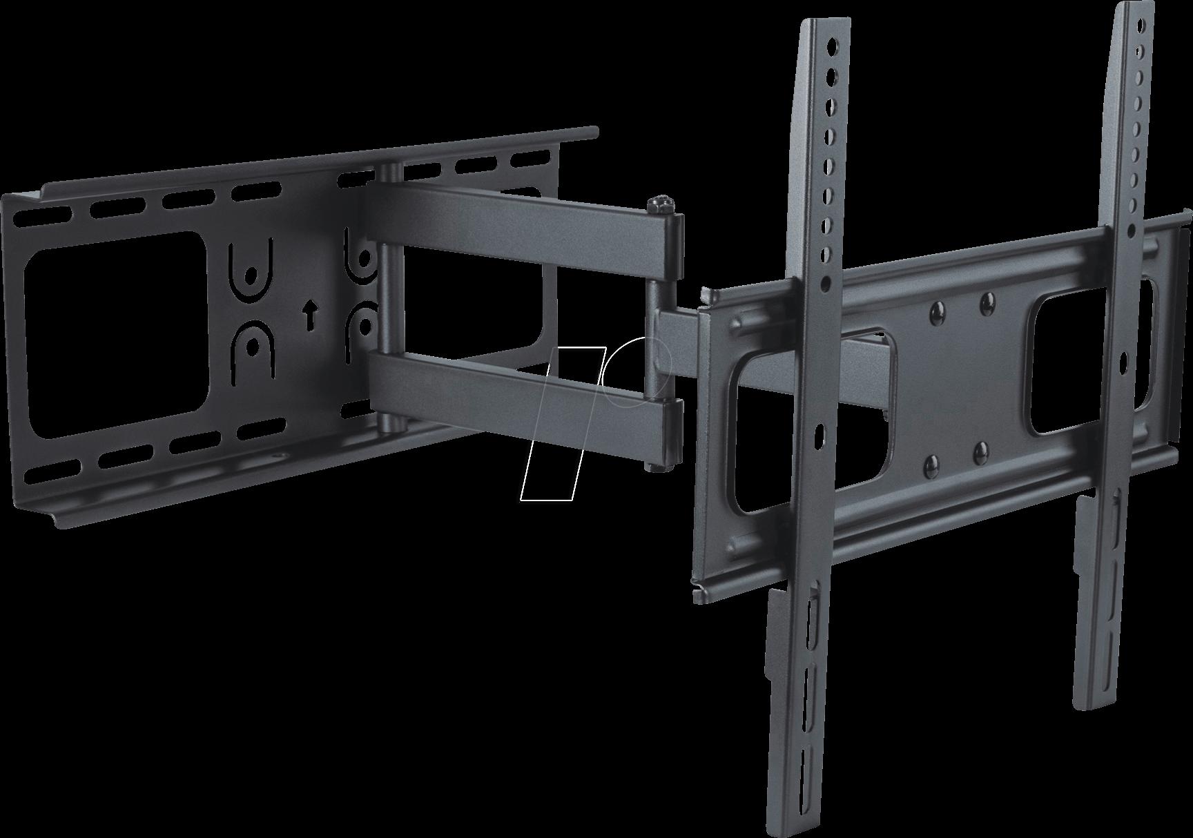 pm fm30 400 tv wandhalterung neigbar schwenkbar 32 55 schwarz bei reichelt elektronik. Black Bedroom Furniture Sets. Home Design Ideas