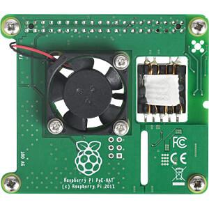 RASP SHD POE - Raspberry Pi - PoE-Shield for Raspberry 3B+ & 4B