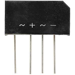 MajorBrand B250C1500-W+W - Brückengleichrichter -W+W 250VAC 2,3A