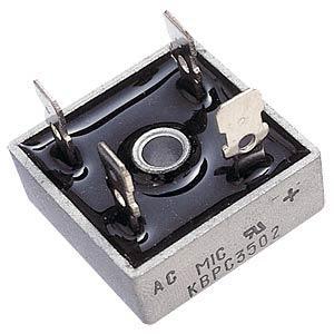 MajorBrand B700C35A - Brückengleichrichter, metall, 700VAC/1000V, 35A