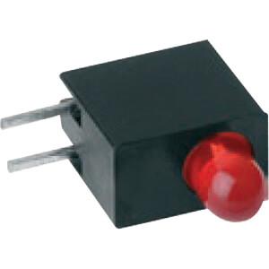 MajorBrand LED B-3 GE - Led-Kunststoffblock mit 3mm LED, gelb