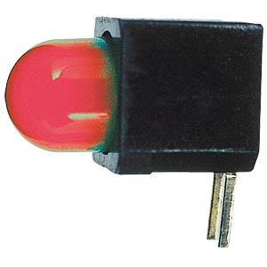 MajorBrand LED B-3 GN - Led-Kunststoffblock mit 3mm LED, grün