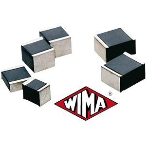 SMD-2824N 330N - Wima-SMD-Kondensator, Bauform 2824N, 330nF