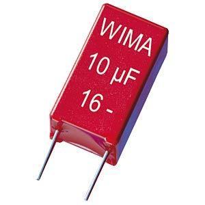 MKS-2-5 2,2µ - WIMA Folienkondensator, Rm 5mm, 2,2µF