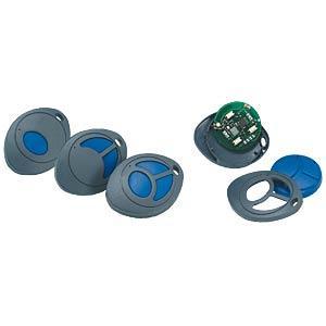 TEKO OVO 3-3,4 - Kunststoffgehäuse OVO-3, 3 Drucktasten OVO-3/3.4