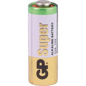 GP-BATTERIES GP 23A - Alkaline Batterie, zylindrisch, 12 Volt, 38 mAh GP23A