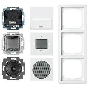 el bj idock set busch jaeger idock komplettset bei reichelt elektronik. Black Bedroom Furniture Sets. Home Design Ideas
