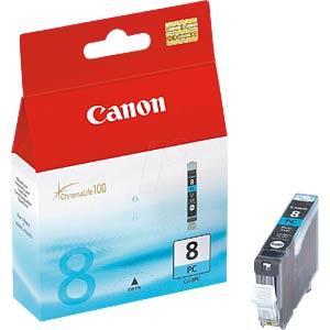 TINTE CLI 8PC - Photocyan: Canon PIXMA iP6600D/iP6700D 0624B001