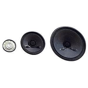 EKULIT BL 66 - Miniatur-Lautsprecher, 0,5 Watt, Ø= 66mm LSM-66F