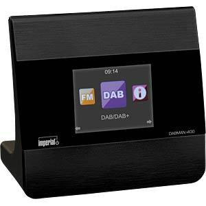 dabman i400sw hifi audio adapter mit internetradio und. Black Bedroom Furniture Sets. Home Design Ideas