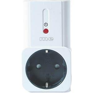 me fls 100 e1 funk lichtschalter 1 zusatzempf nger bei reichelt elektronik. Black Bedroom Furniture Sets. Home Design Ideas